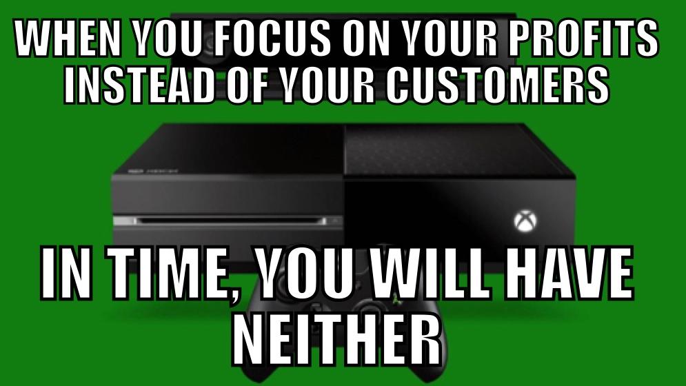 Microsoft XBox Criticism